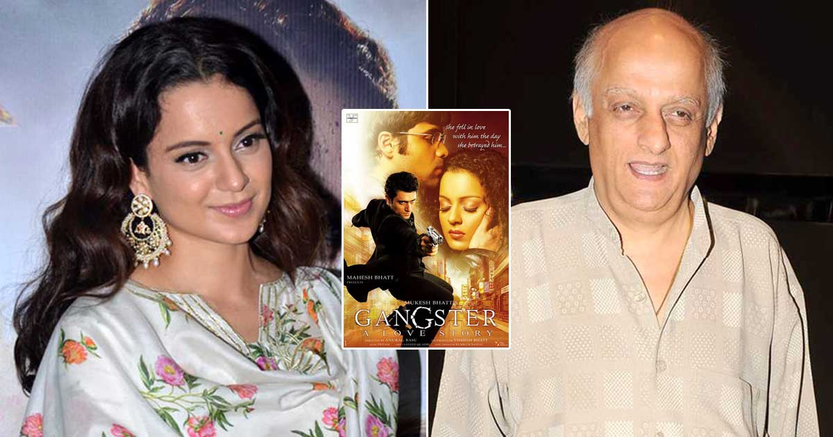 Kangana Ranaut Claims She Didn't Know What A 'Passport' Was During Debut Film Gangster