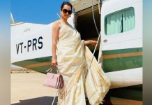 Kangana Ranaut is off to Udaipur to meet 'most special person'