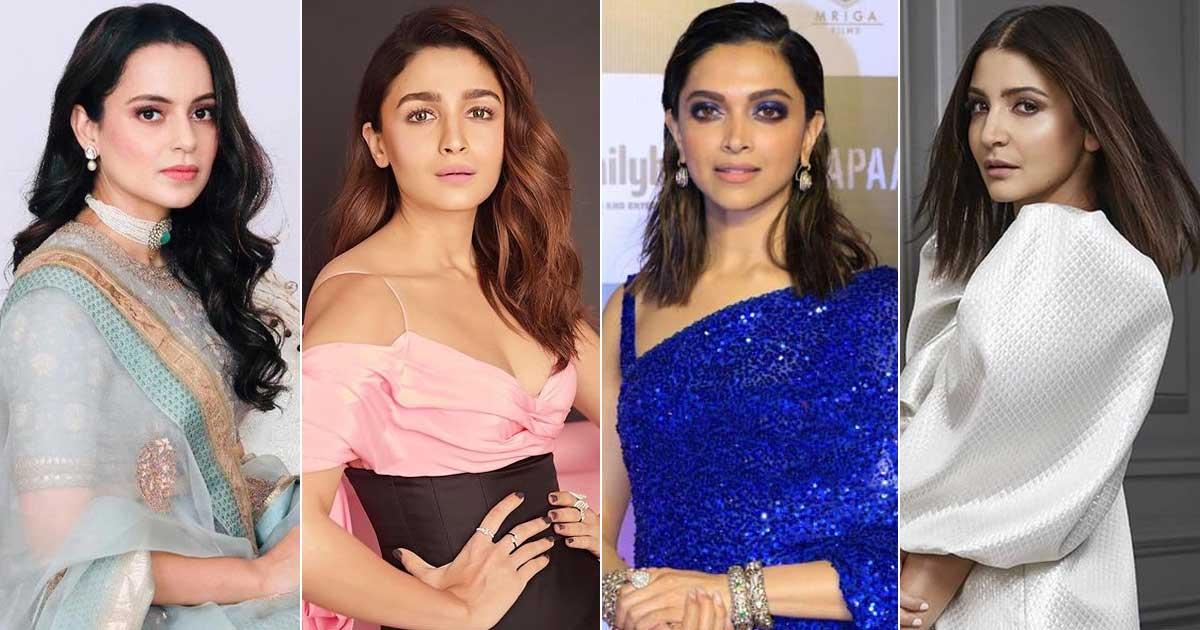 Kangana Ranaut Reveals Why She Criticises Alia Bhatt, Deepika Padukone & Others