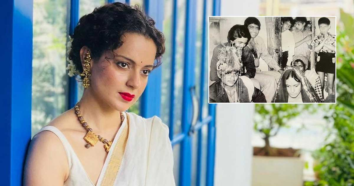 Kangana Ranaut Wishes Parents On Their Wedding Anniversary With An Emotional Post, Check Out