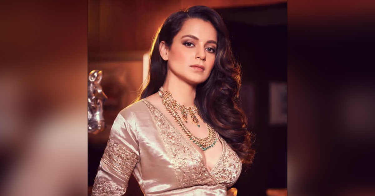 Kangana urges all to get vaccinated for Covid-19