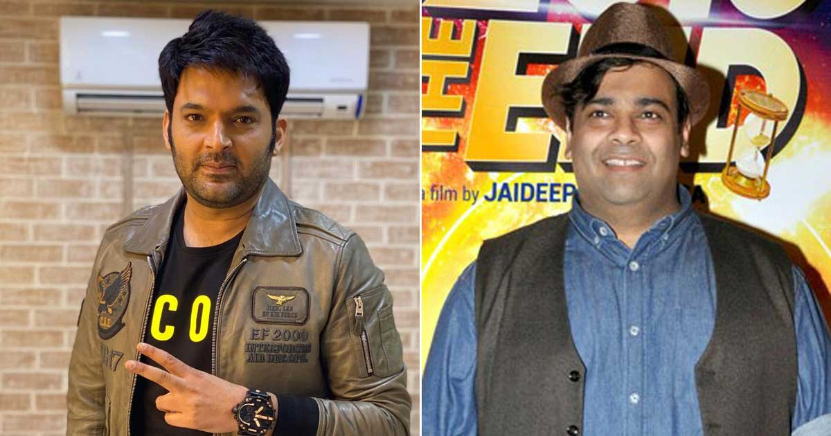 Kapil Sharma Praises Kiku Sharda's Son's Music Video