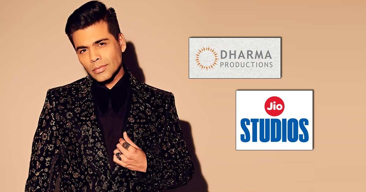Karan Johar's Dharma Production In Talks To Sign A Deal With Jio Studios?