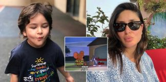 Kareena explains importance of Covid vax to son with a 'Tom & Jerry' clip