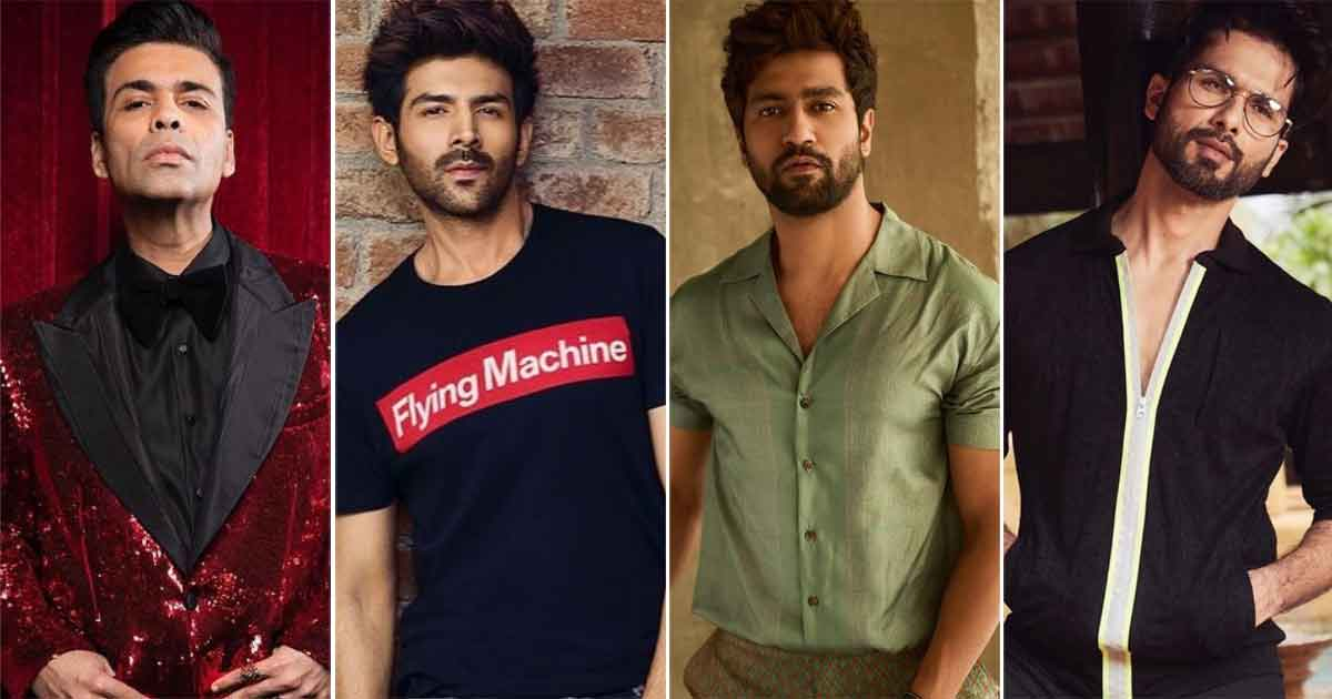 Kartik Aaryan's Reason To Exit From Dharma Production's Dostana 2 Is Because Of Vicky Kaushal & Shahid Kapoor?