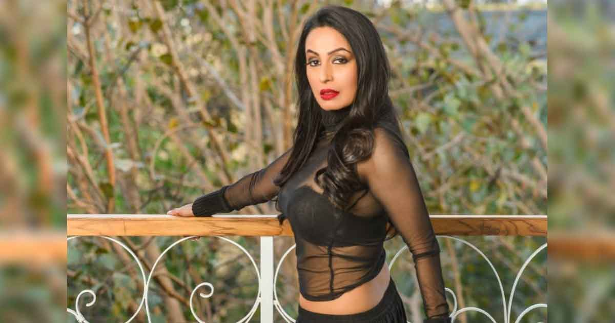 When Kashmera Shah Talked About How She De-Stress Herself
