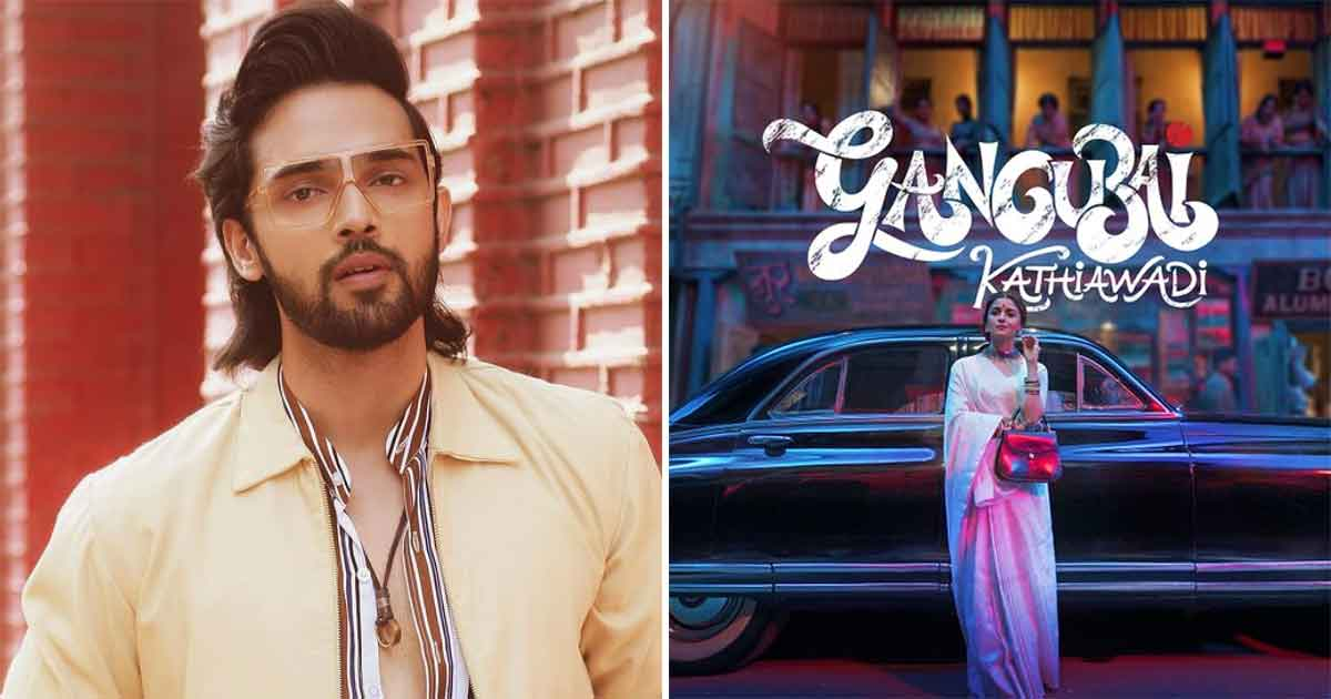 Kasuatii Zindagii Kay Fame Parth Samthaan Confirms Bollywood Debut With Gangubai Kathiawadi