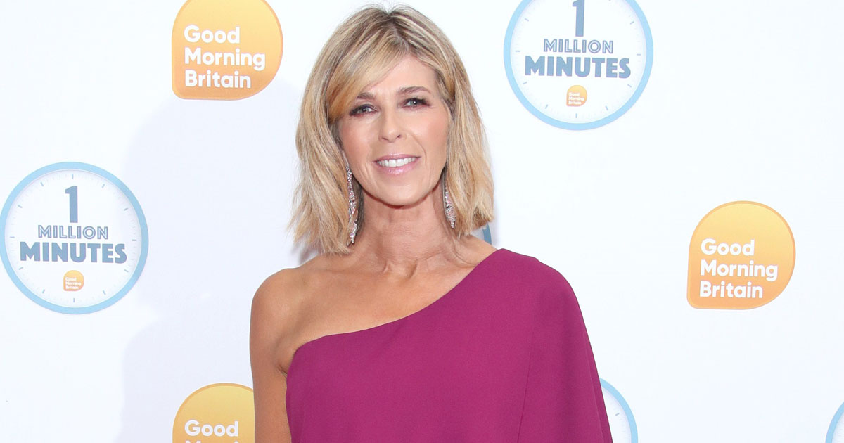 Kate Garraway's Daughter Asked If She'd Kill Herself As Her Husband Battled COVID