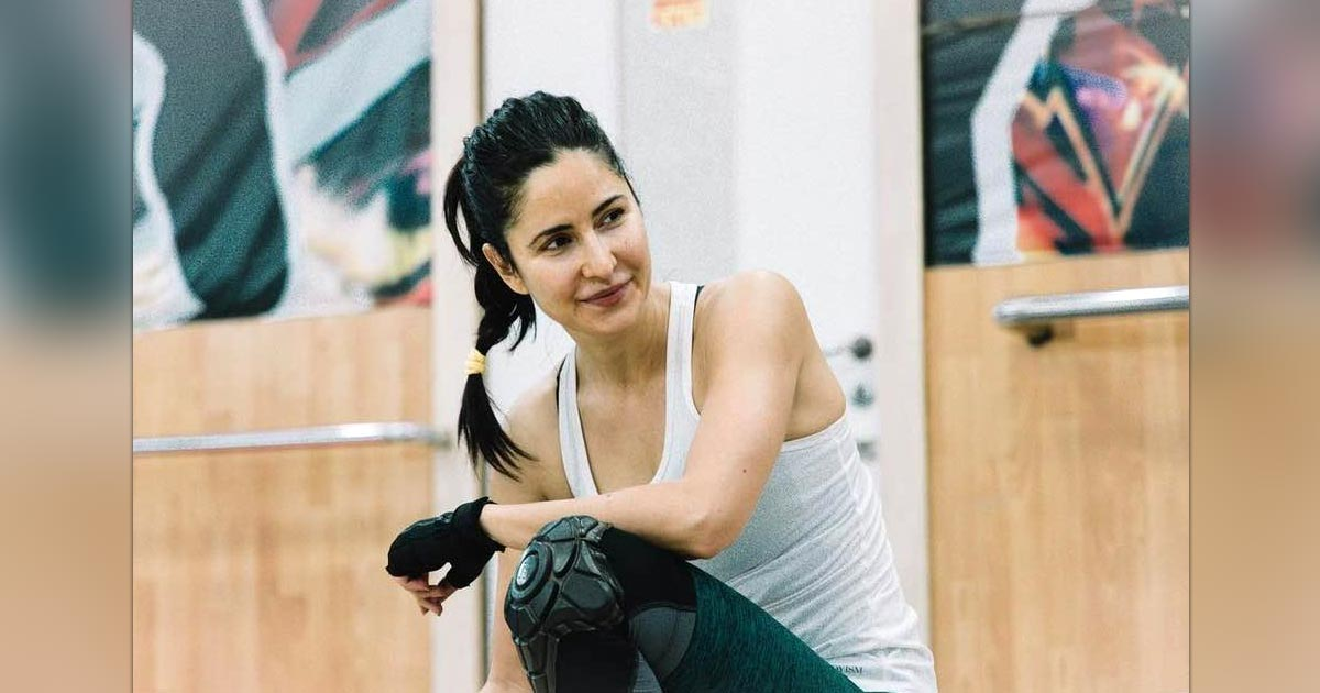 Katrina Kaif Starts Kick-A** Preparation & It's Most Probably For Tiger 3