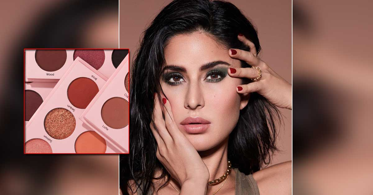 Katrina Kaif's Kay Beauty Launches EyeShadow Palettes & They're The Best Bang For The Bucks You've Saved To Pamper Yourself, Check Out