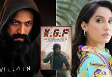 KGF Chapter 2: Nora Fatehi To Romance Yash?