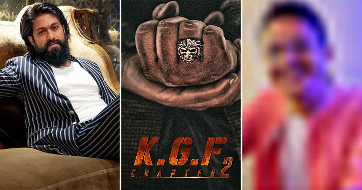 KGF Chapter 2: This Dubbing Artist To Dub For Yash In Hindi Version