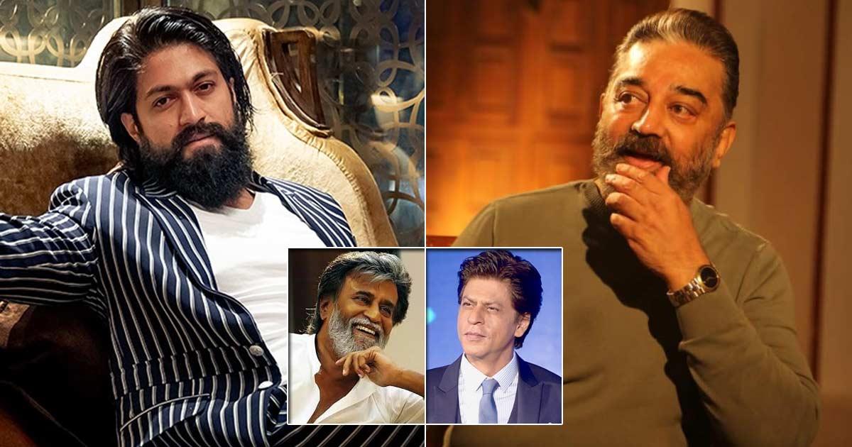"KGF Star Yash Calls Kamal Haasan ""Bhagwadgita Of Acting"", Here's What He Thinks Of Shah Rukh Khan & Rajinikanth"