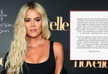 "Khloe Kardashian Is Clapping Back At All The Trolls Over Deleted 'Unedited' Picture; Says She's ""Someone Who Has Struggled With Body Image All Her Life,"" Read On"