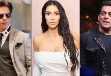 Kim Kardashian Back In Time Chose Salman Khan & Not Shah Rukh Khan To Enter Bollywood