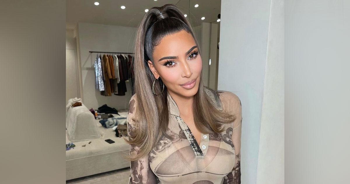 Kim Kardashian: 'Life's a beach'