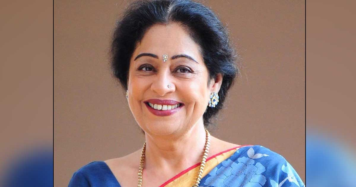 Kirron Kher Suffering From Multiple Myeloma, Undergoing Treatment In Mumbai, Check Out