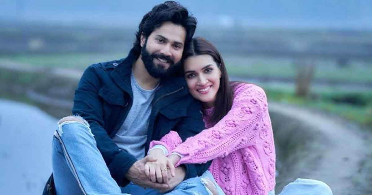 Kriti Sanon Shares A Fun Clip With Co-Star Varun Dhawan As She Wraps Up Bhediya, Read On