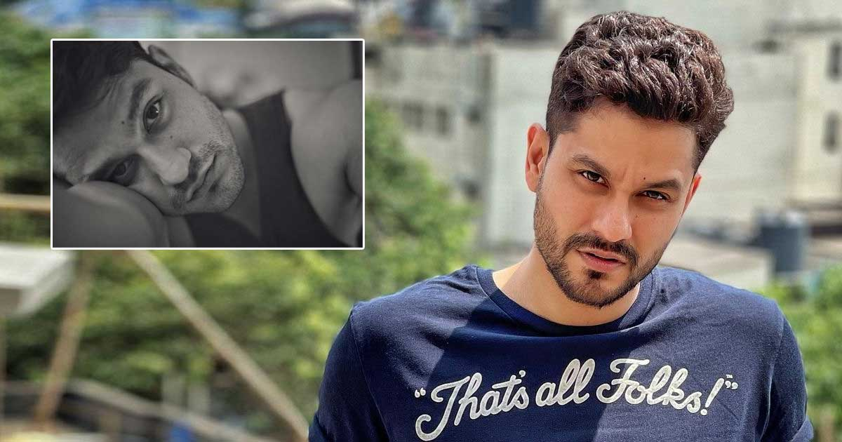 Kunal Kemmu shares 'just another black and white' throwback