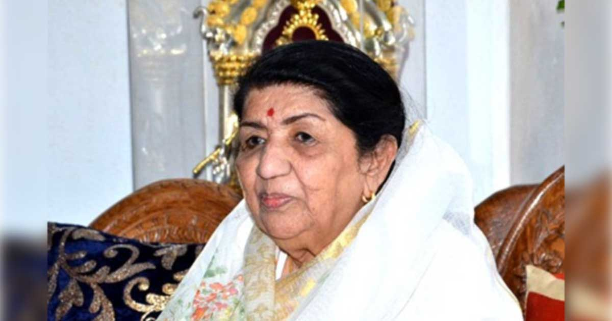 Lata Mangeshkar Gifts A New Marathi Album To Her Fans As A Gudi Padwa Treat