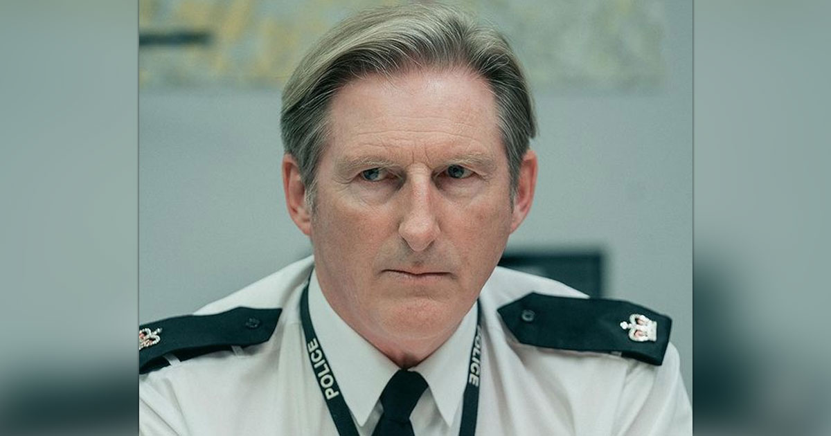 "Line Of Duty Fame Adrian Dunbar Recalls Jerusalem Bomb Scare: ""I Looked Up Into The Sky & I Just Knew It Was Our Car"""