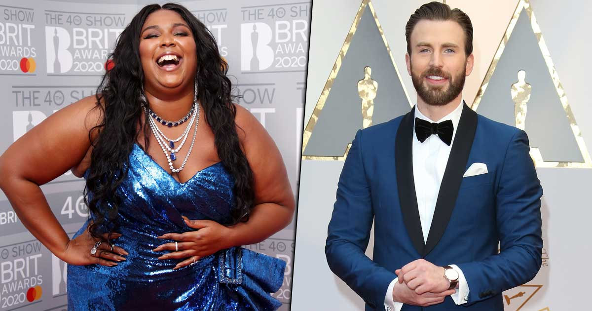 """Lizzo Slid Into Chris Evans AKA Captain America's Instagram DM Releasing A TikTok Video Saying, """"Don't Drink & DM, Kids..."""" - Check Out"""