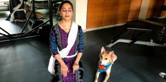 Madhuri Dixit launches online dance campaign to reduces mental stress
