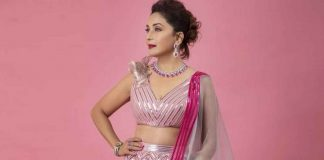 Madhuri Dixit Nene looks 'pretty in pink' in new photo-op