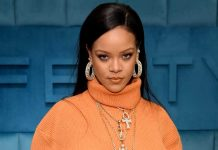 Man asks protester for her Instagram without realising it's Rihanna