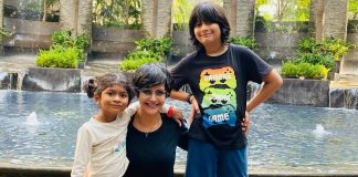 Mandira Bedi Slams Trolls For Calling Her Daughter 'Street Kid' & 'Prop Daughter From A Slumdog Centre'