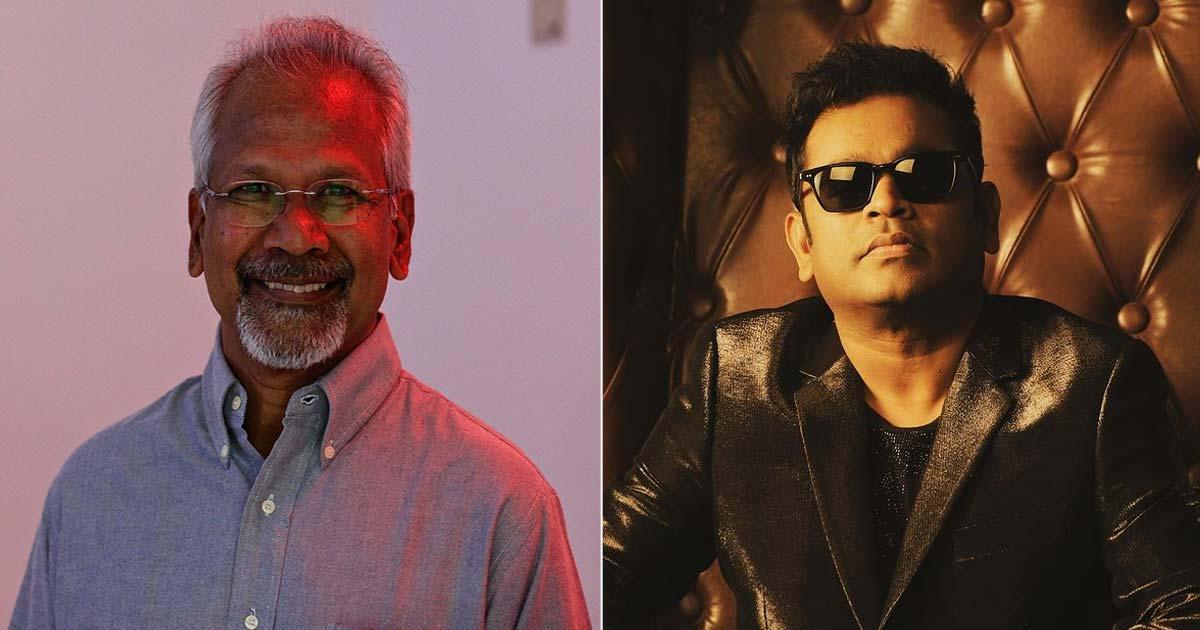 Mani Ratnam inspired AR Rahman to turn film writer, producer