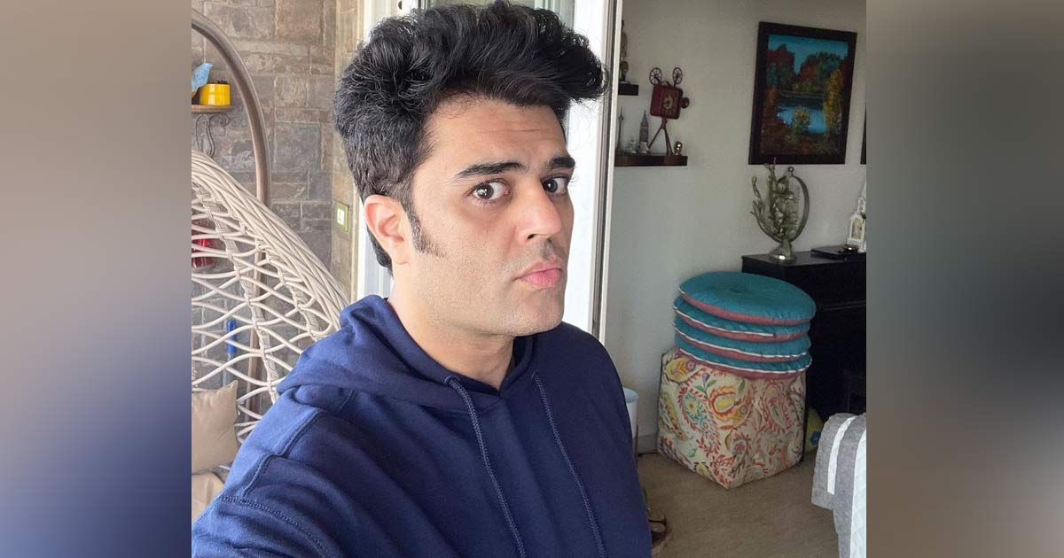 Maniesh Paul asks fans how he looks clean-shaven