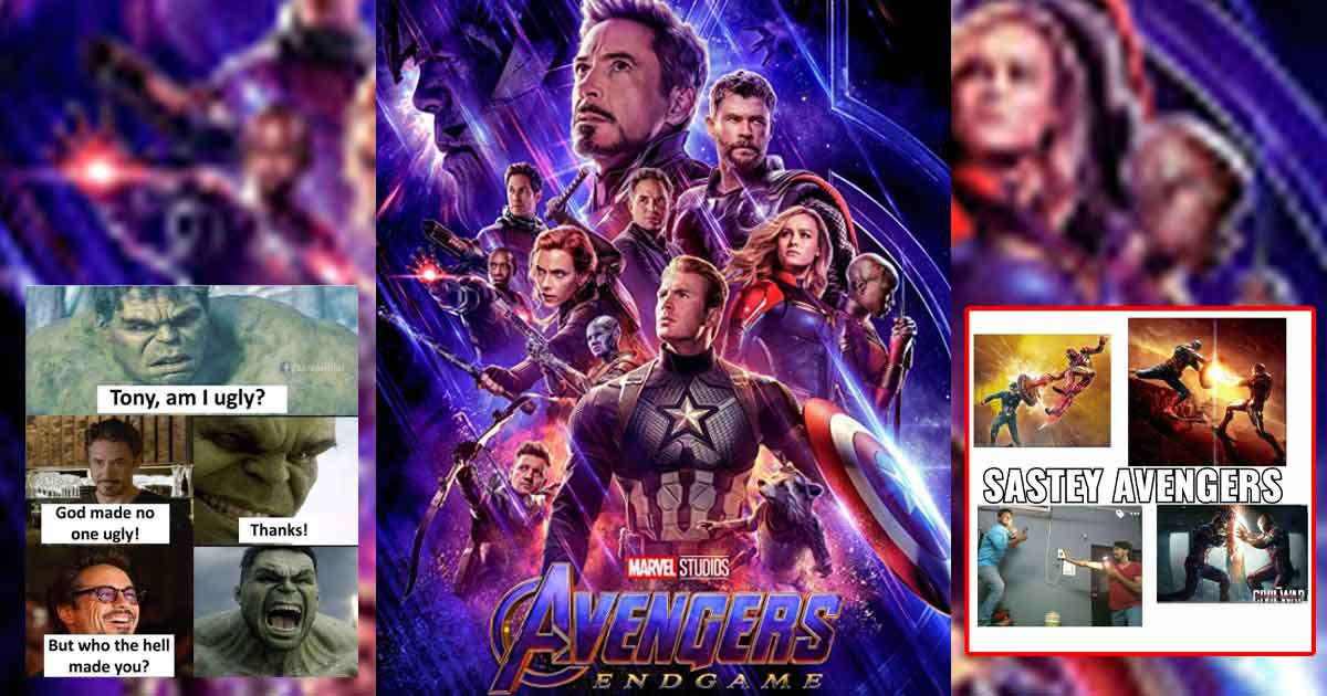 This Hilarious 'Avengers' Memes Will Tickle Your Funny Bone