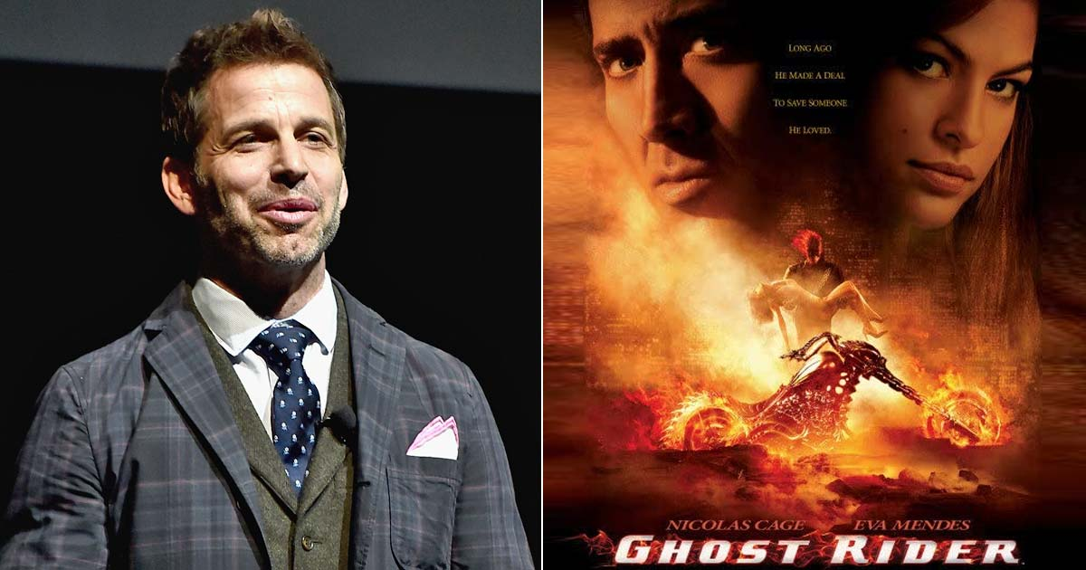 Marvel's Kevin Feige & Co Are Reportedly Planning On Roping In Zack Snyder For Their Ghost Rider Reboot