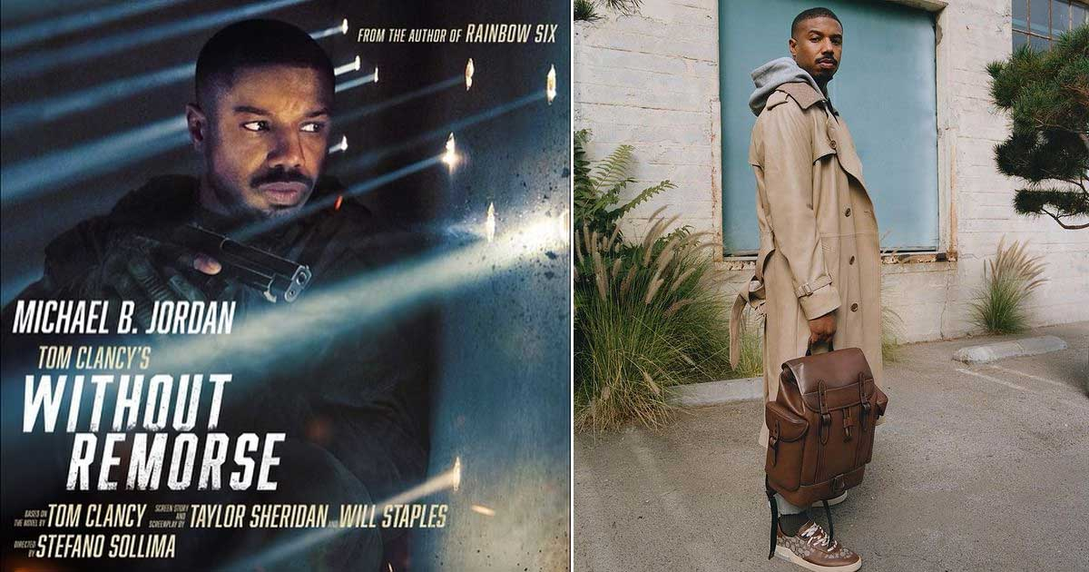 Without Remorse Trailer Out! Michael B Jordan Invites You On A Revenge Ride