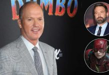Michael Keaton Confirmed To Reprise Batman In The Flash