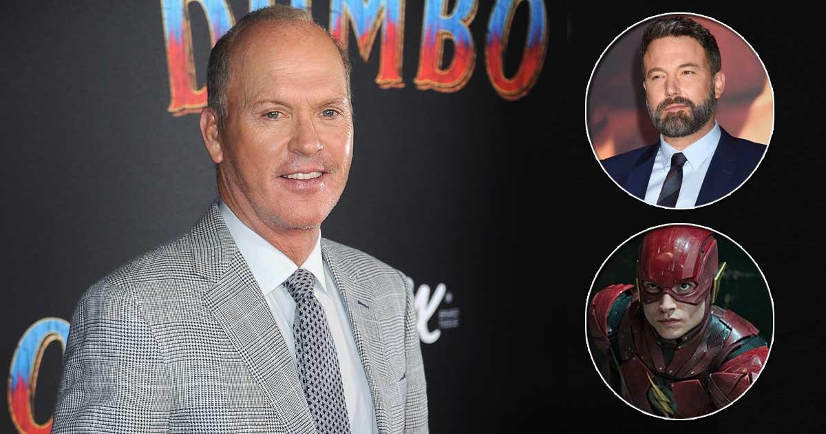 Michael Keaton Confirmed To Reprise Batman In The Flash