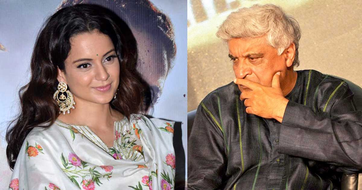 Kangana Ranaut's Plea To Wave-Off Charges In The Javed Akhtar Row Dismissed By Mumbai Court – Reports