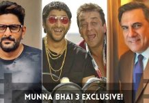 "Munna Bhai 3 Exclusive! Arshad Warsi & Boman Irani BREAK SILENCE; Circuit Says, ""...There Is No Film But"""