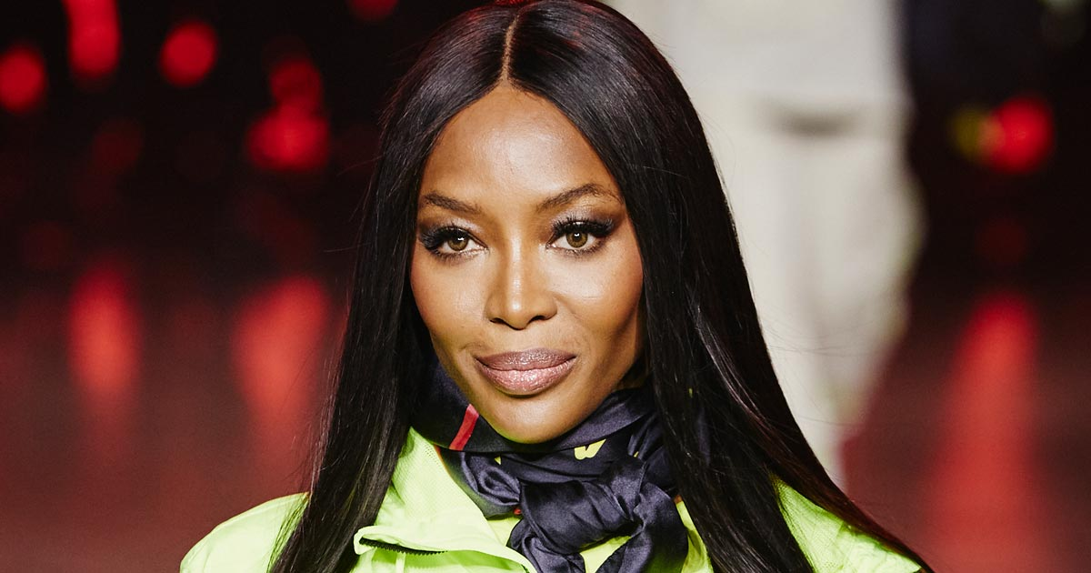 Naomi Campbell Hates Sleeping In Air conditioned Room, Here's Why