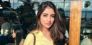 Navya Naveli Nanda Replies To A Netizen Who Asks Her About Her Absence From Period Positive Home Inauguration