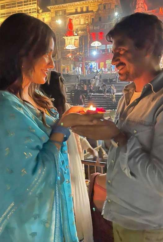 Nawazuddin, Neha Wrap Up Kushan Nandy's Jogira Sara Ra Ra! Shoot
