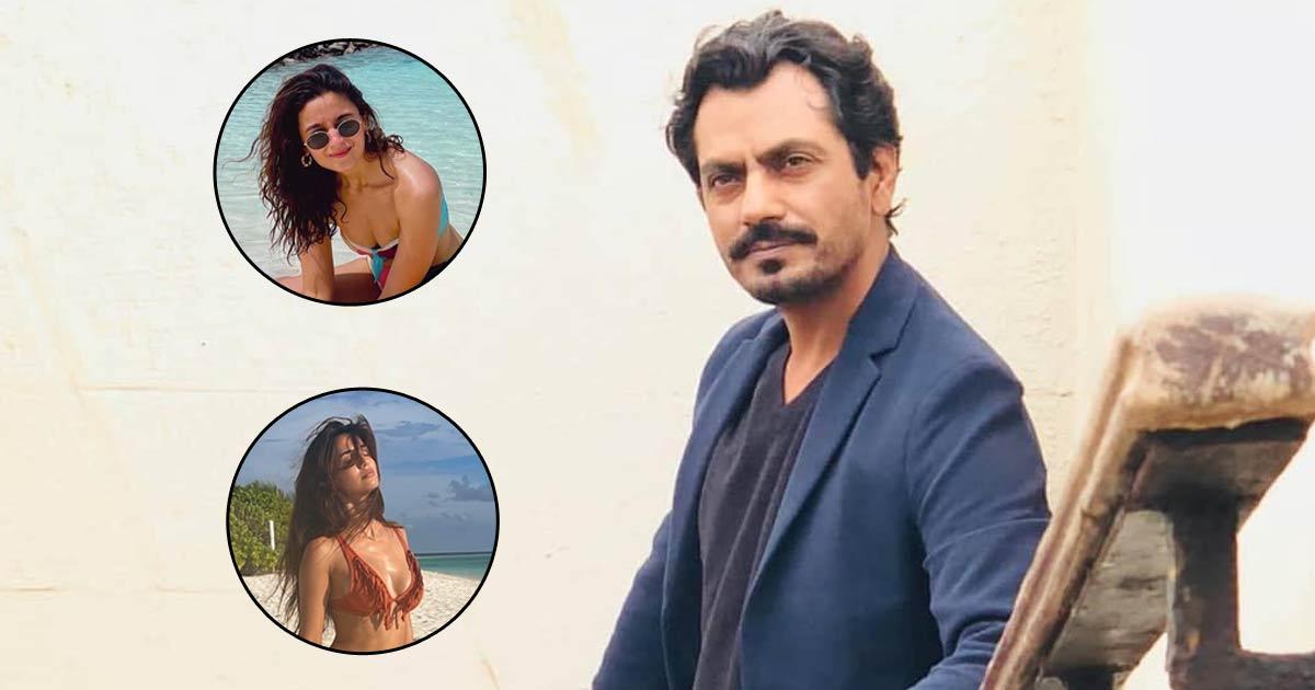 Nawazuddin Siddiqui Hits Out At Bollywood's Maldives Vacation