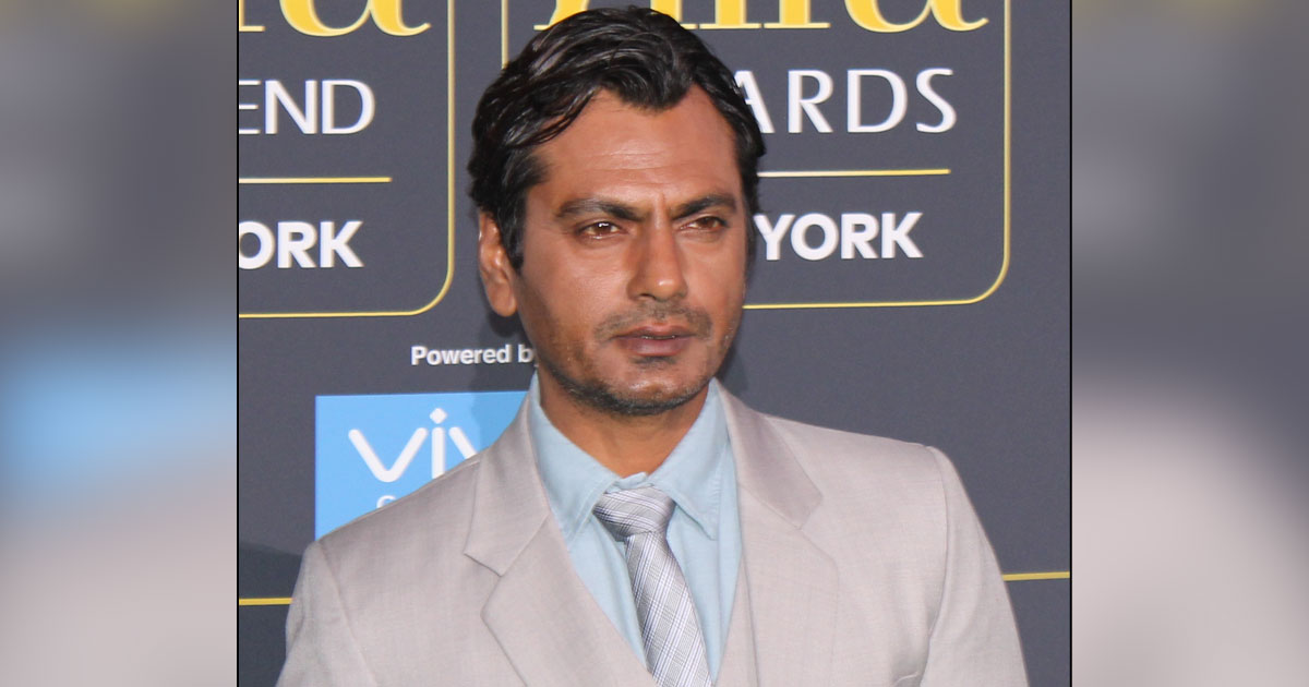 Nawazuddin Siddiqui: Superstars Do Fake Acting