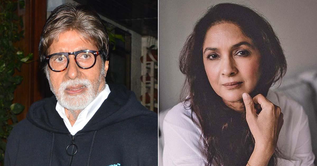 Neena Gupta to play Big B's wife in 'Goodbye'