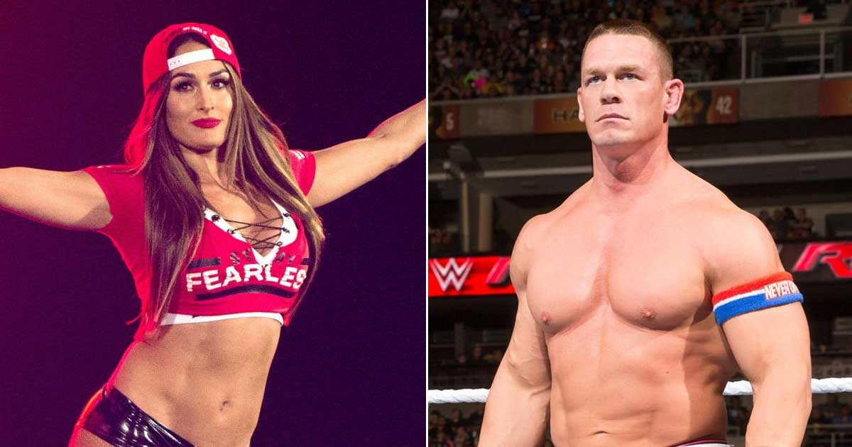 Nikki Bella Mentions John Cena During WWE Hall Of Fame Speech