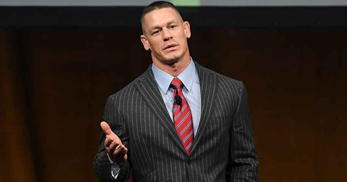 John Cena Has Fulfilled Over 650 Wishes Through Make-A-Wish Foundation