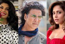 Nushrratt Bharuccha in isolation after 'Ram Setu' co-star Akshay Kumar tests positive