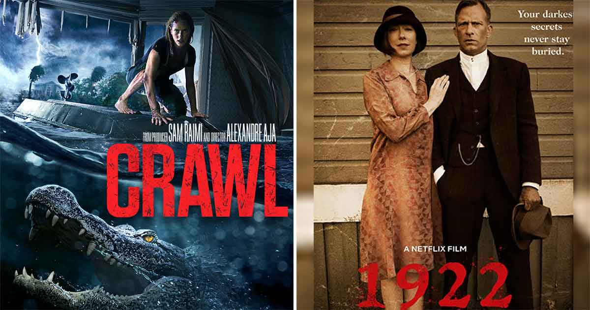 OTT Treats! From Crawl On Amazon Prime To 1922 On Netflix, 5 Off-Beat Horror Films