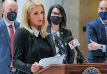 Paris Hilton returns to Utah for ceremonial bill signing